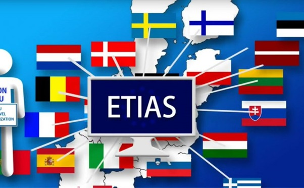 ETIAS: the European Travel Information and Authorization System By The European Union.