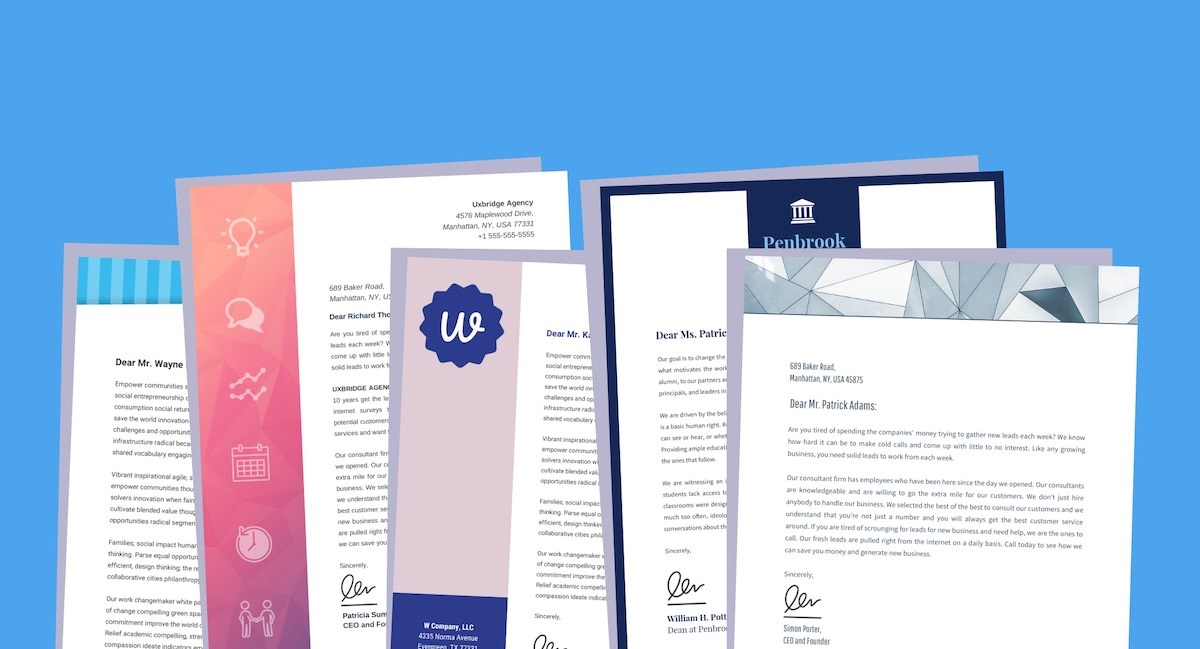 Letterheads: Importance, Types, and Design