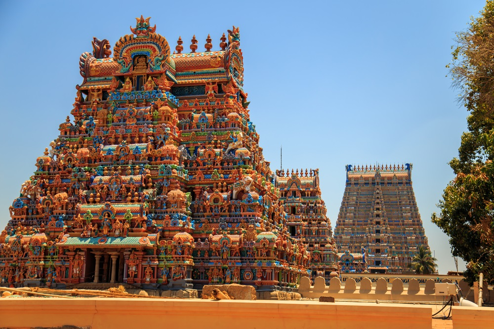 Facts about Sri Ranganathaswamy temple