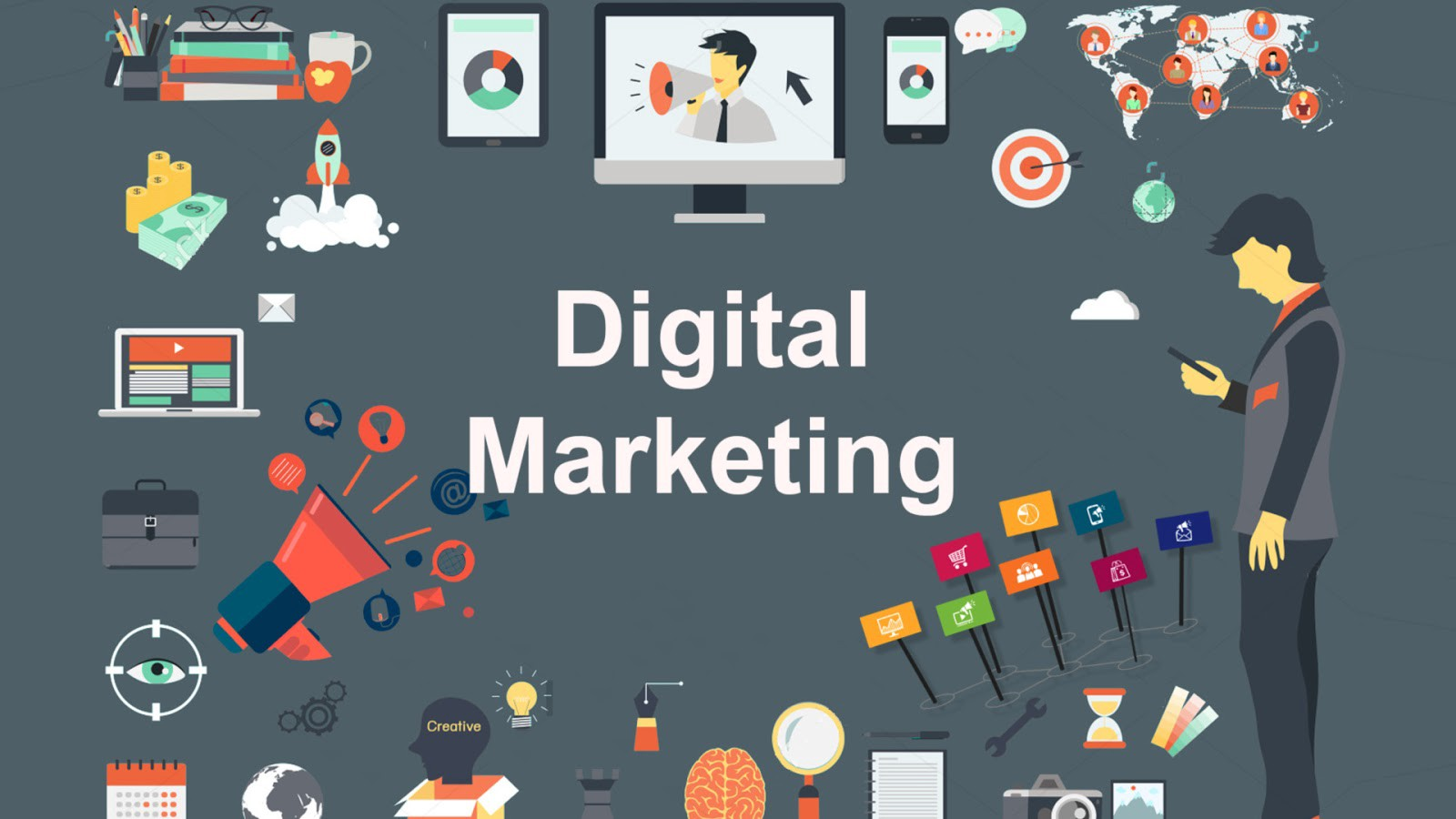Scope & Career Opportunities in Digital Marketing for Students and Professionals In 2020