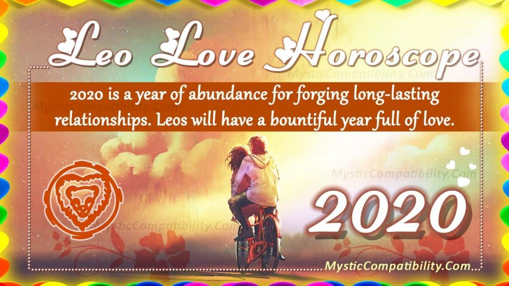 New Year 2020 and Horoscope Predictions for Leo sign