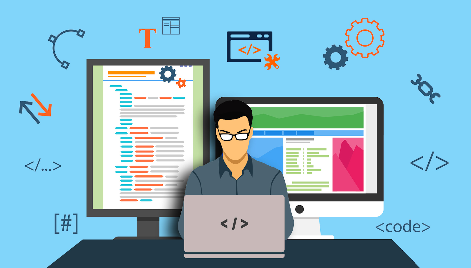 How Can Web Development and Software Development Affect Business Trend