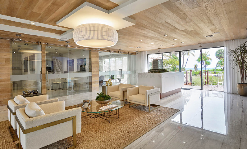 Creating A Beautiful Interior Space For Commercial Buildings