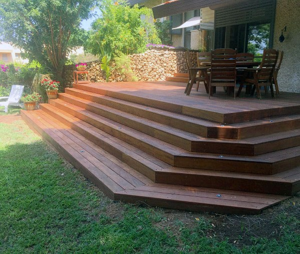 Backyard Stair Ideas for 2020