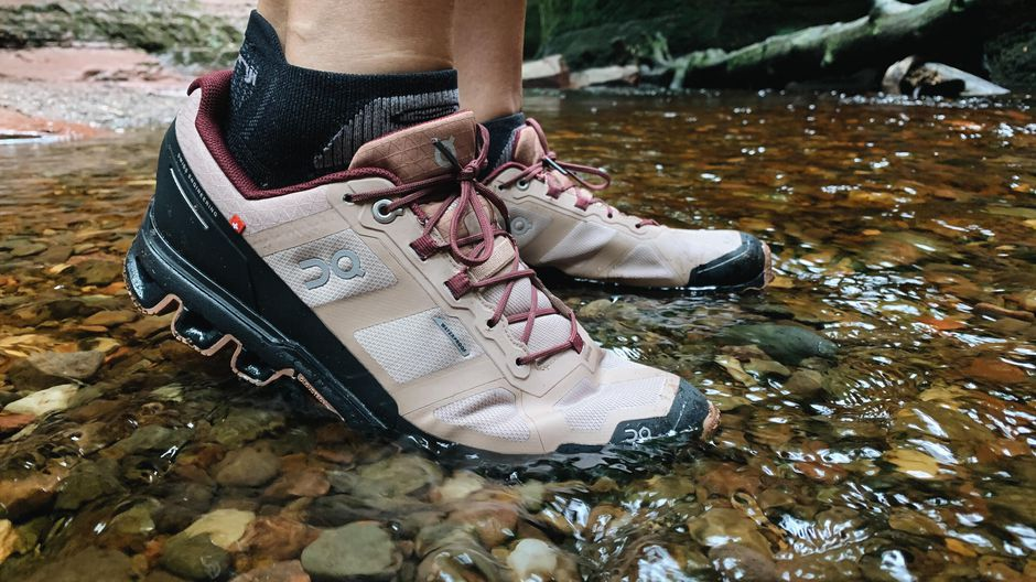 Ride the Comfort on a Hike